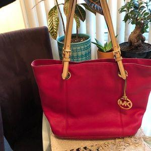 Handbags - Michael Kors pink purse